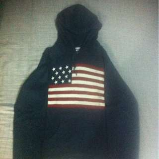 Terranova dark blue hoodie