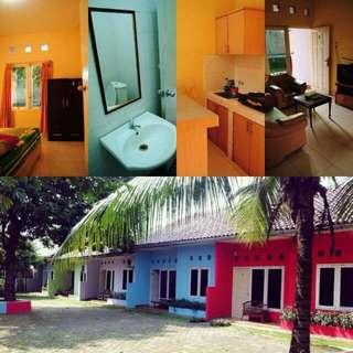 For Rent / Disewakan Rumah kontrakan di daerah Sektor 9 Bintaro Jaya