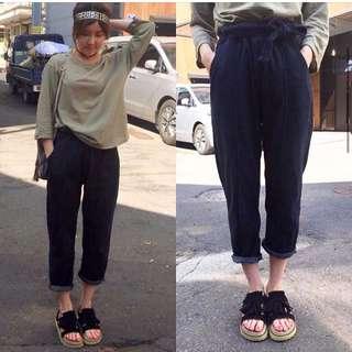 男友風牛仔褲 (原價599唷)