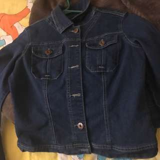 Jean Jacket By Parasuco