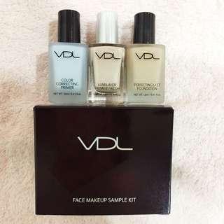 韓國VDL Face Makeup Sample Kit
