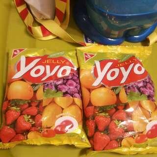 泰國果汁軟糖