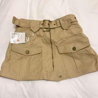 BNWT Belted Skirt