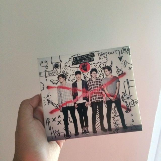 5 Seconds Of Summer (album)