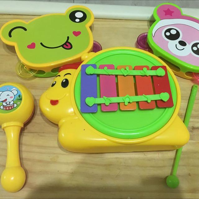 寶寶樂器組