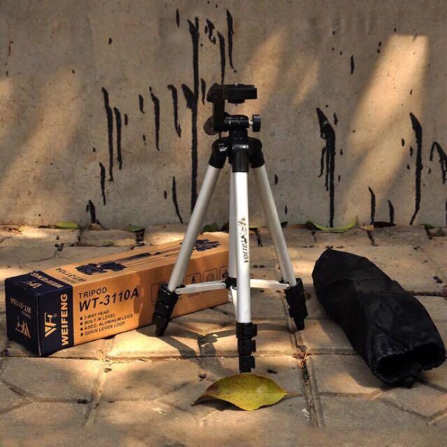 ★超值三角架(送手機夾 收納袋 )相機、手機 自拍 三腳架 Iphone TR ZR都適用