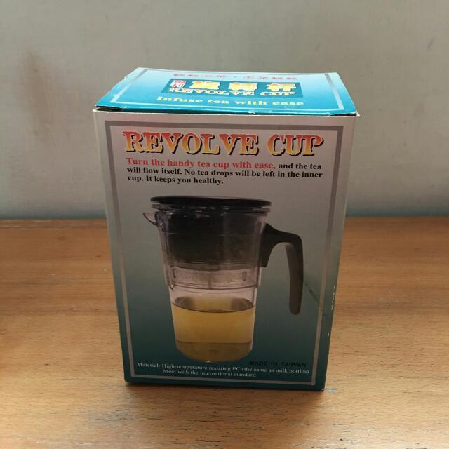 泡茶杯 國際標準高溫食品級PC材質(同奶瓶)