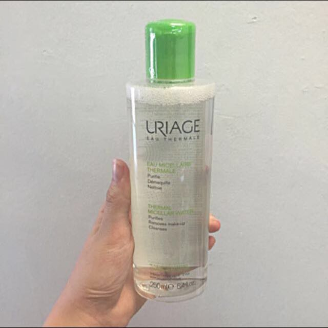🆕 Uriage Cleansing Water