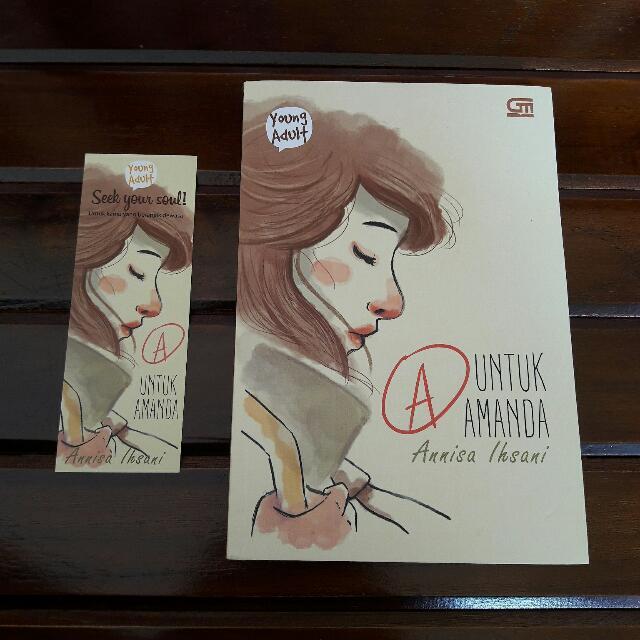 A Untuk Amanda By Annisa Ihsani