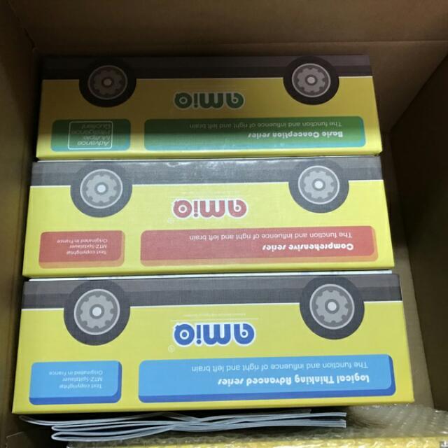 德國益智教玩具AMIQ全新90冊