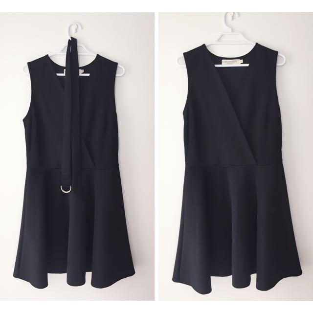 Atmos & Here Dress With Belt