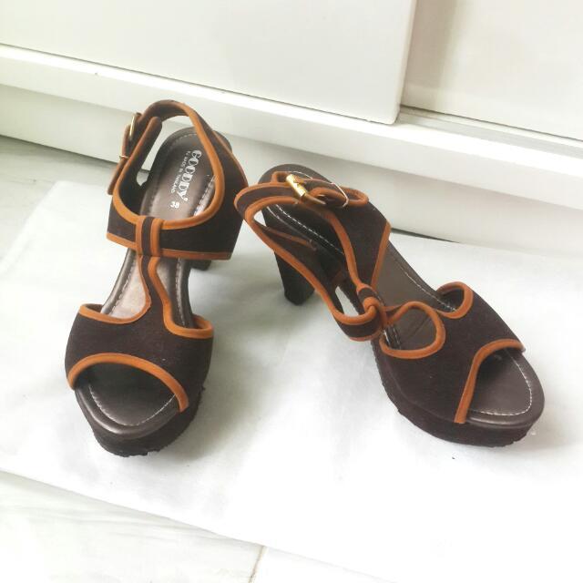Bangkok heels size 37