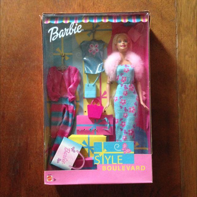 Barbie Style Boulevard