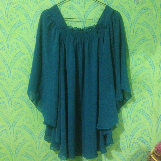 batwing blouse