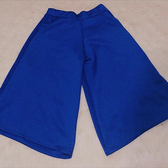 Blue Lazy Pants