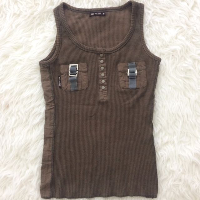 Body And Soul Tank Top