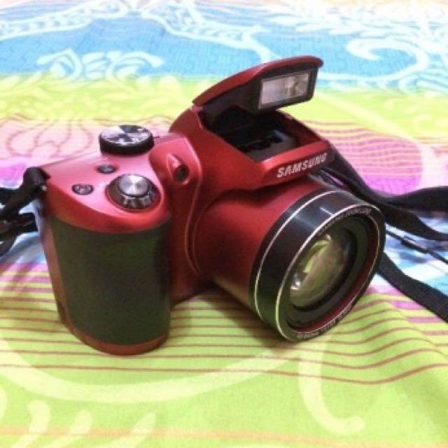 Camera Digital Samsung WB100