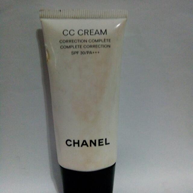 Cc Cream Chanel Original