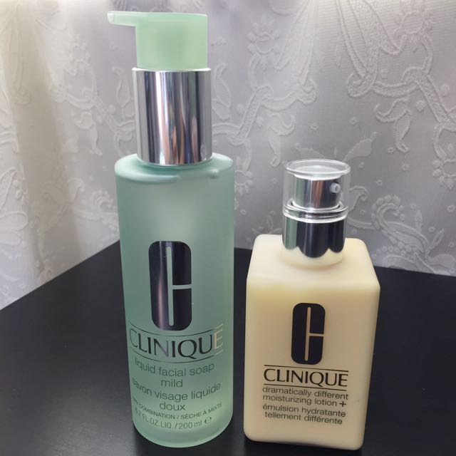 Clinique 3-Step Dry Combination
