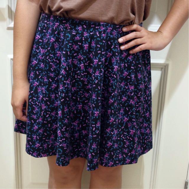 COTTON ON - Flower Skirt