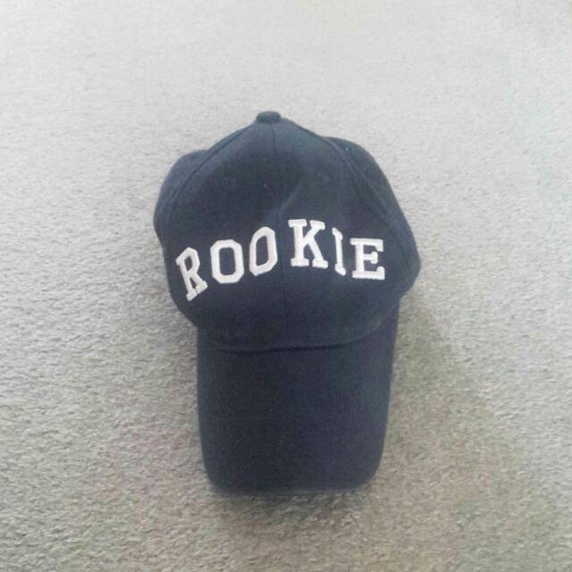 Dark Blue Rookie Cap