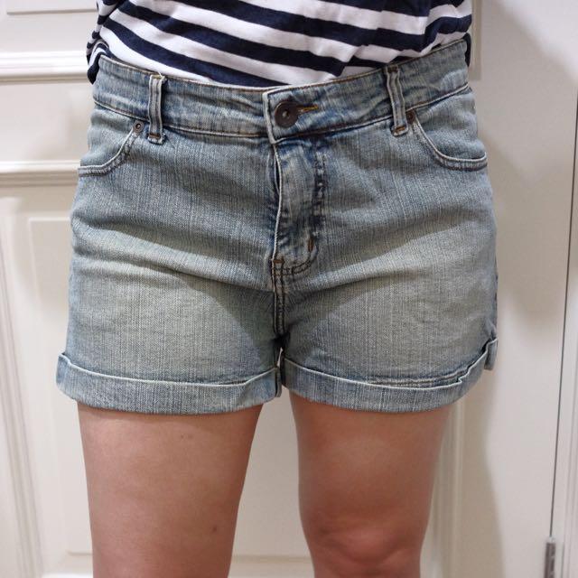 Denim Short (bigsize)
