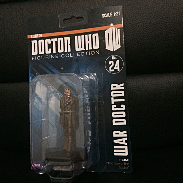 Doctor Who Figurine Collection: War Doctor