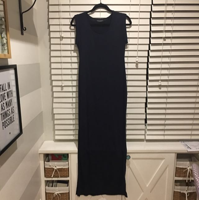 RESERVED: Dorothy Perkins blue maxi dress