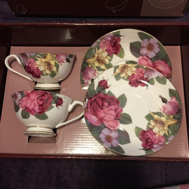 DYNASTY Tea Cup Set