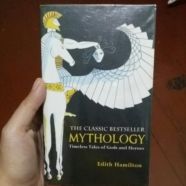 Edith HAMILTON'S Greek Mythology