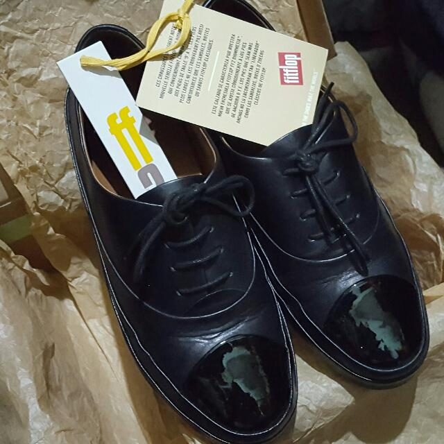Fitflop Uno Oxford Real Italian Leather