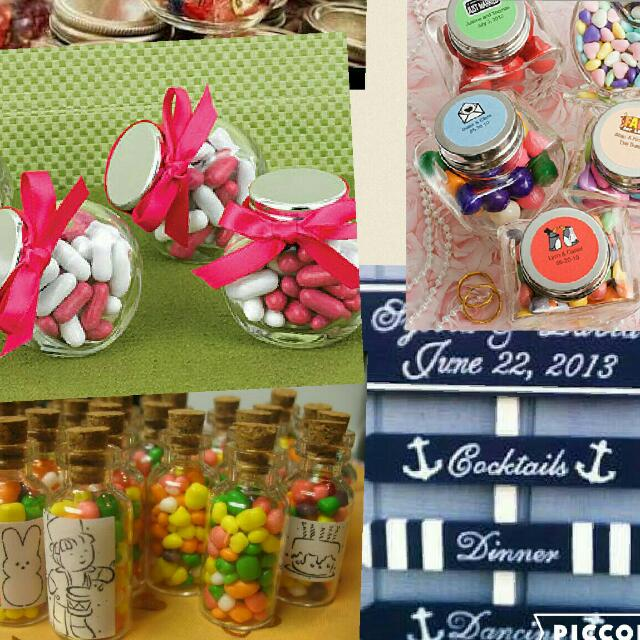 For PARTY Giveaways Such As BIRTHDAY,WEDDING,CORPORATE GATHERINGS,BAPTISMAL ETC