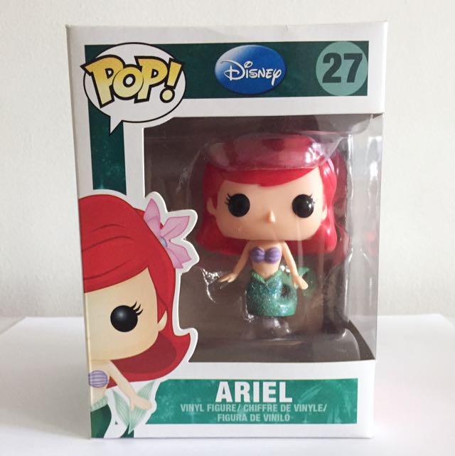 Funko Pop! Ariel The Little Mermaid (27)