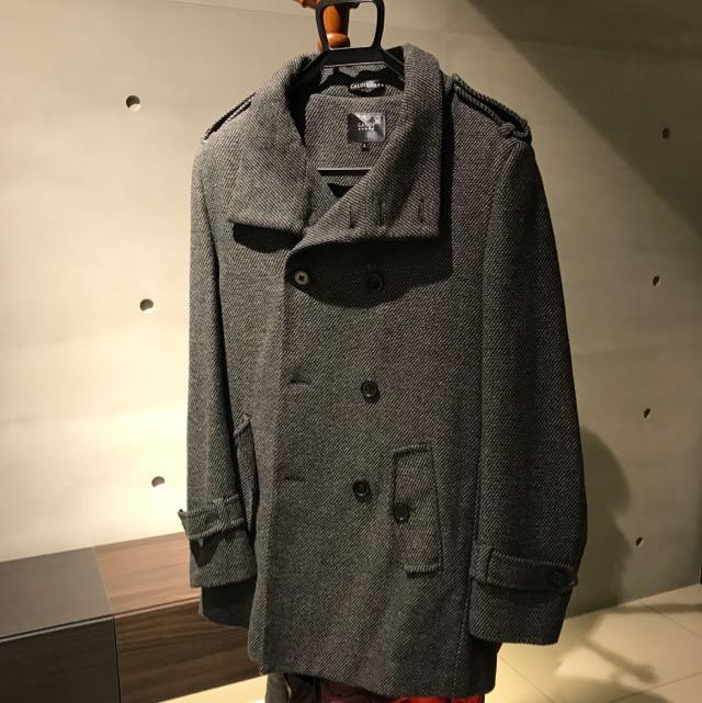 GAUDI HOMME 男羊毛大衣
