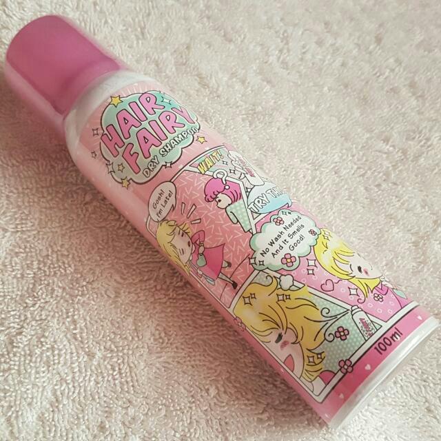 Authentic Hair Fairy Dry Shampoo