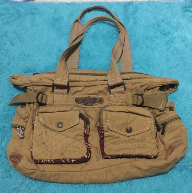 handbag coklat