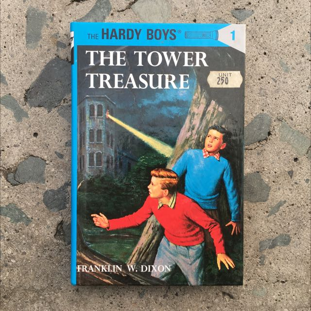Hardy Boys: The Tower Treasure by Franklin W. Dixon