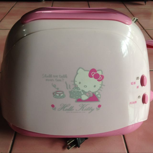 Hello Kitty圖案 烤麵包夾