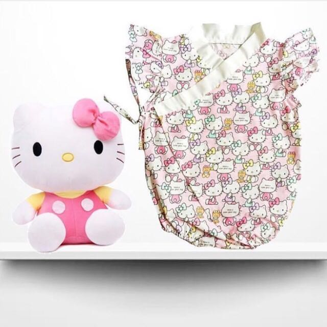 Hello Kitty Kimono Jumper