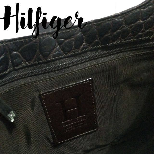Hilfiger Leather Bag