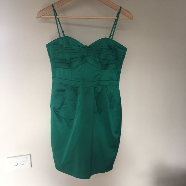 H&M Bandeau Dress - Size 10