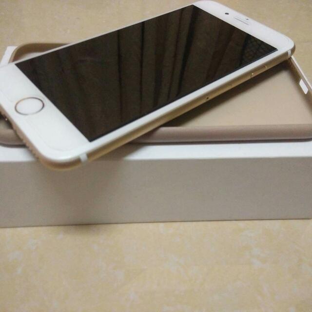 iPhone 6 Globe Locked
