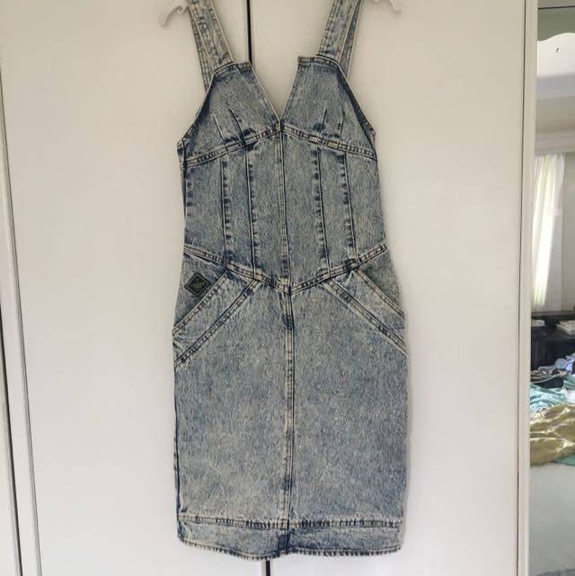Jackson Corp. Denim Dress