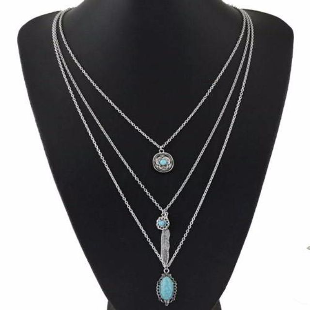 Kalung Stone Multilayer