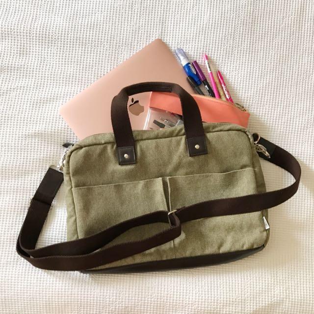 Kikki.k Laptop Bag