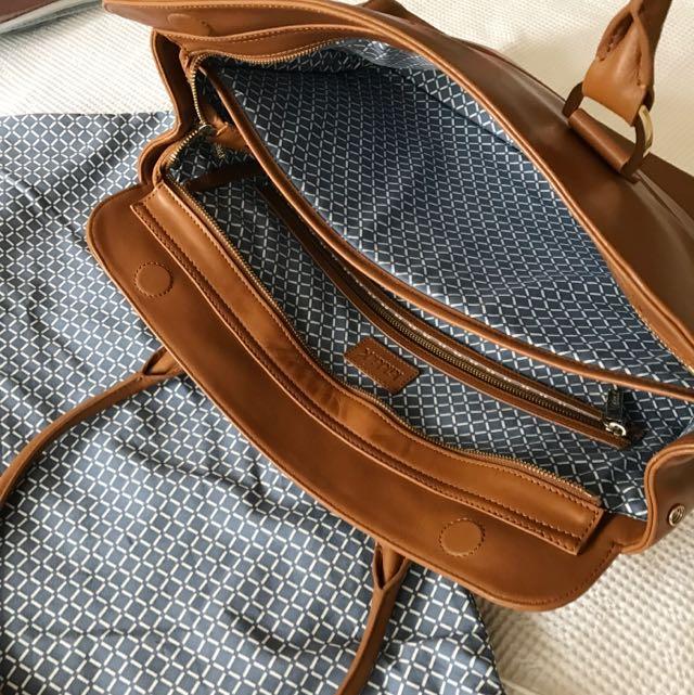 Kikki.k Leather Handbag