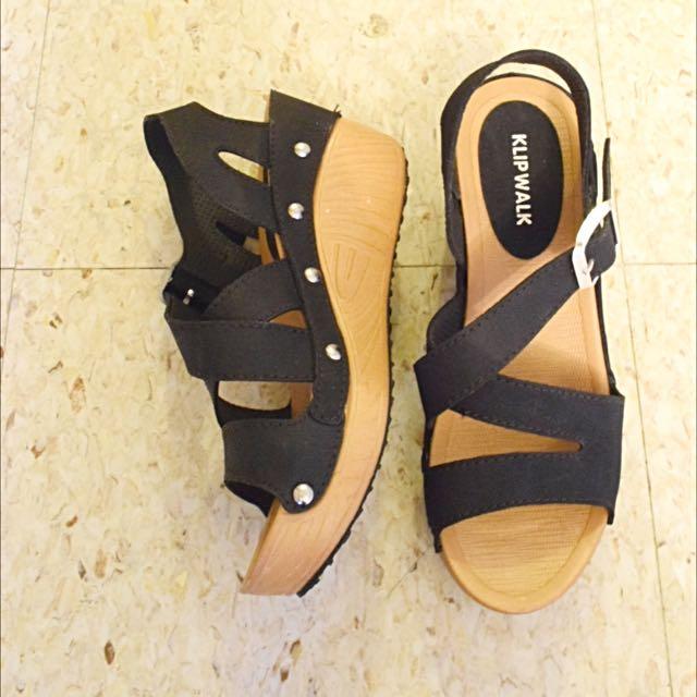 Klipwalk Wedge Sandals