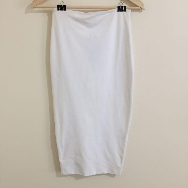 Kookai Skirt White