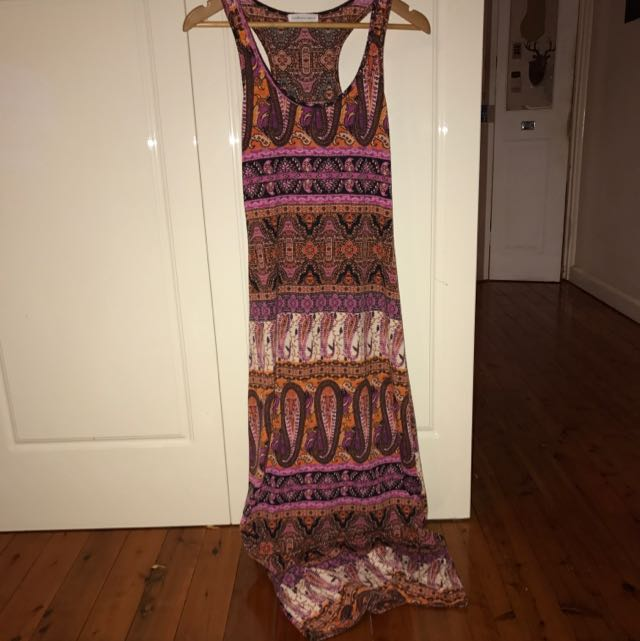 Ladies Maxi Dress Size S