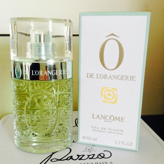 LANCOME 蘭蔻 O DE L'ORANGERIE 女性淡香水 50ml